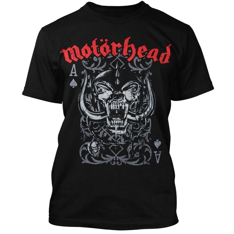 Tricou Motorhead Playing Card