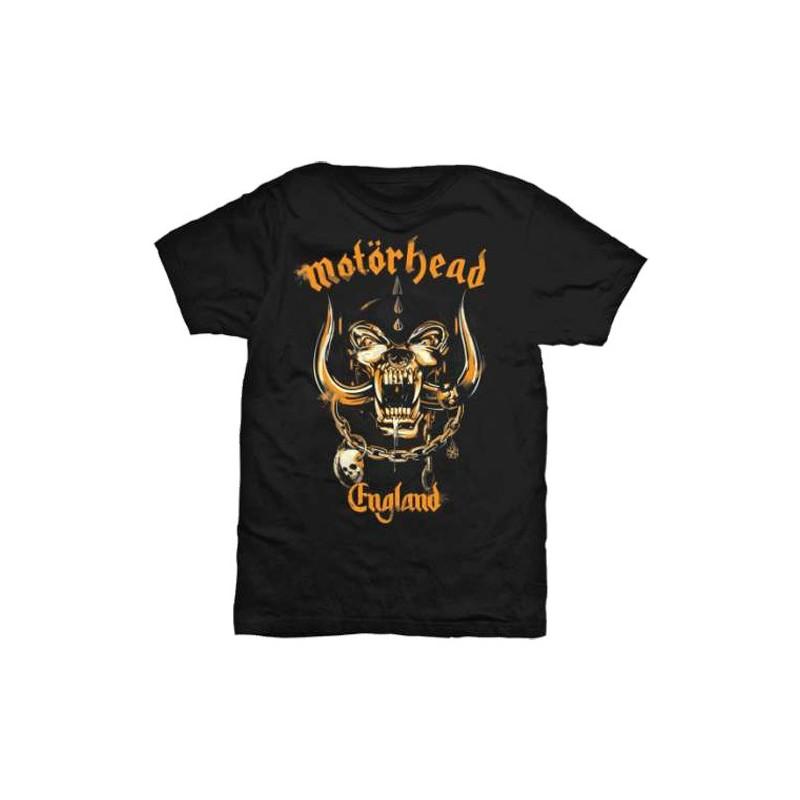 Tricou Motorhead Mustard Pig
