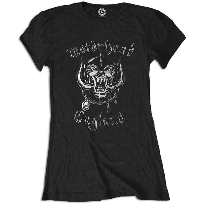 Tricou Damă Motorhead England