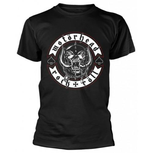 Tricou Motorhead Biker Badge
