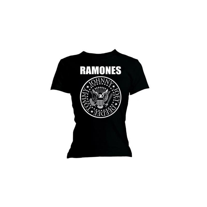 Tricou Damă Ramones Seal