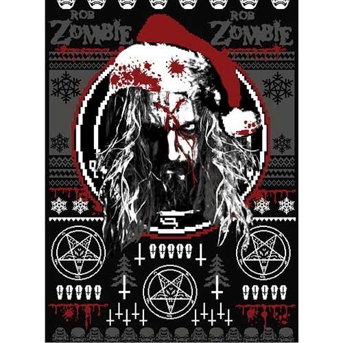 Bluză Rob Zombie Bloody Santa