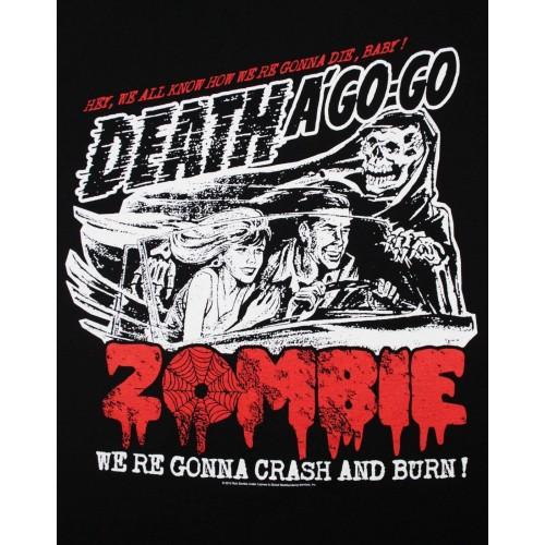 Tricou Rob Zombie Zombie Crash