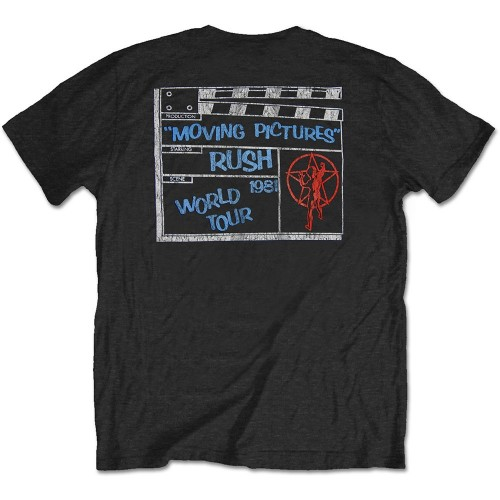 Tricou Rush 1981 Tour