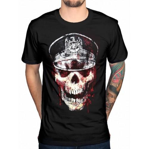 Tricou Slayer Skull Hat