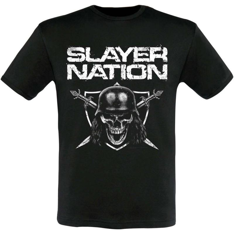 Tricou Slayer Slayer Nation 2014 Dates