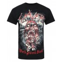 Tricou Slayer World Painted Blood Skull