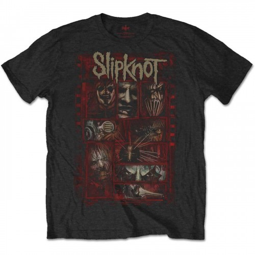 Tricou Slipknot Sketch Boxes
