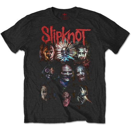 Tricou Slipknot Prepare for Hell 2014-2015 Tour
