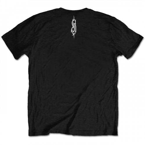 Tricou Slipknot Devil Single - Black & White