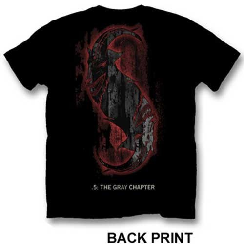 Tricou Slipknot .5 The Gray Chapter