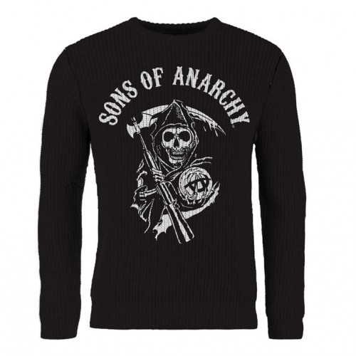 Pulover Sons Of Anarchy Skull Reaper