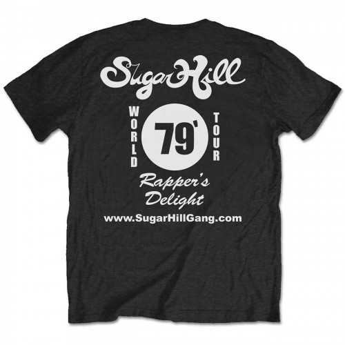 Tricou Sugar Hill Gang - The Rappers Delight Tour