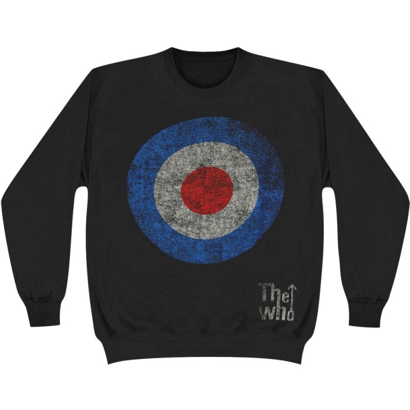 Bluză The Who Target Distressed