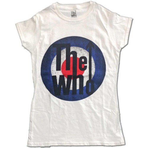 Tricou Damă The Who Vintage Target