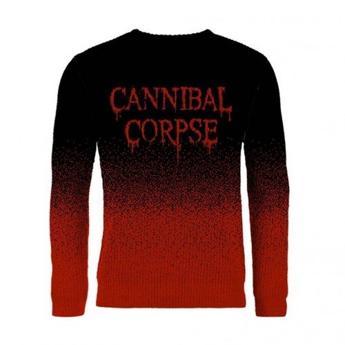 Pulover Cannibal Corpse Dripping Logo