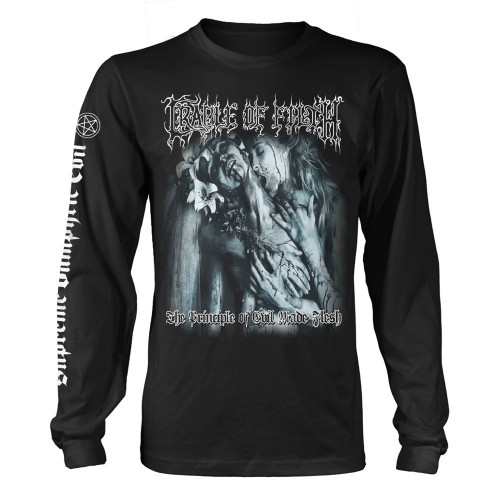 Tricou maneca lunga Cradle Of Filth The Principle Of Evil Made Flesh