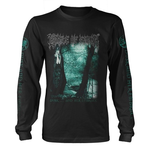 Tricou maneca lunga Cradle Of Filth Dusk And Her Embrace