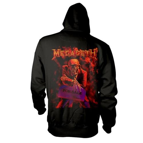 Hanorac Megadeth Peace Sells
