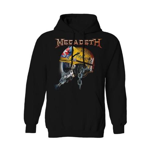 Hanorac Megadeth Full Metal Vic