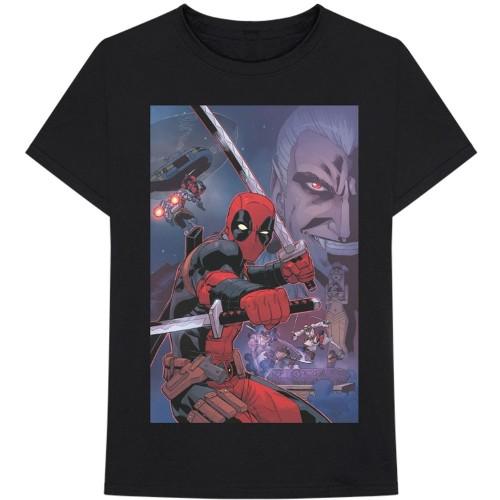 Tricou Marvel Comics Deadpool Composite
