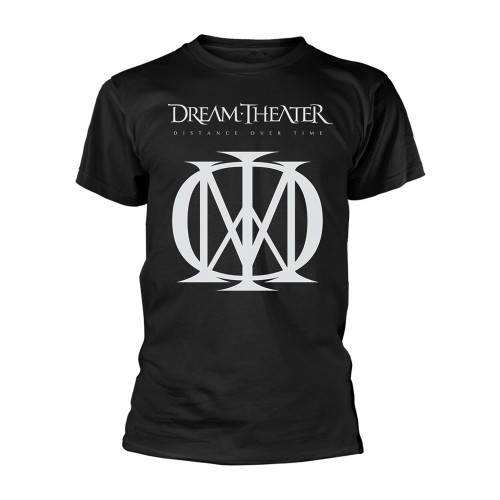 Tricou Dream Theater Distance Over Time Logo