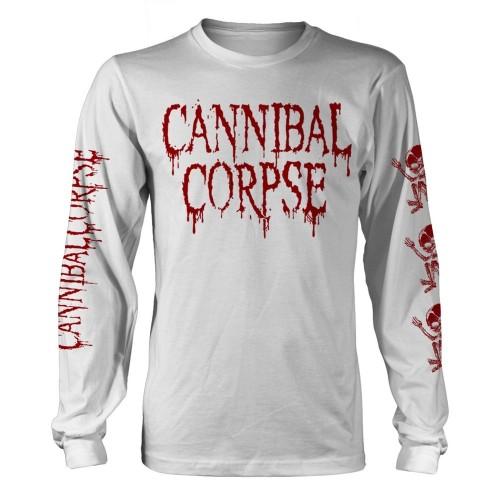 Tricou mânecă lungă Cannibal Corpse Butchered At Birth