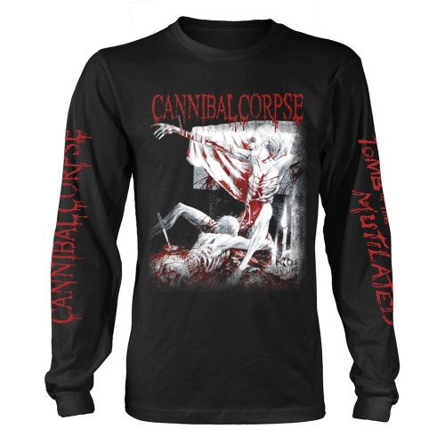 Tricou mânecă lungă Cannibal Corpse Tomb Of The Mutilated (Explicit)