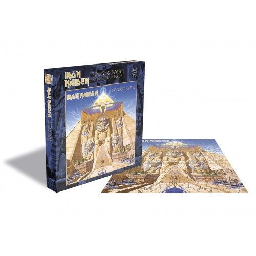 Puzzle Iron Maiden Powerslave