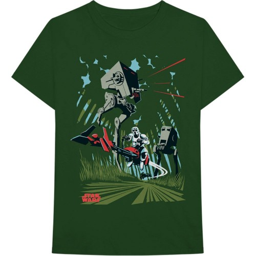 Tricou Star Wars AT-AT Archetype