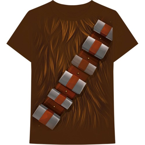 Tricou Star Wars Chewbacca Chest