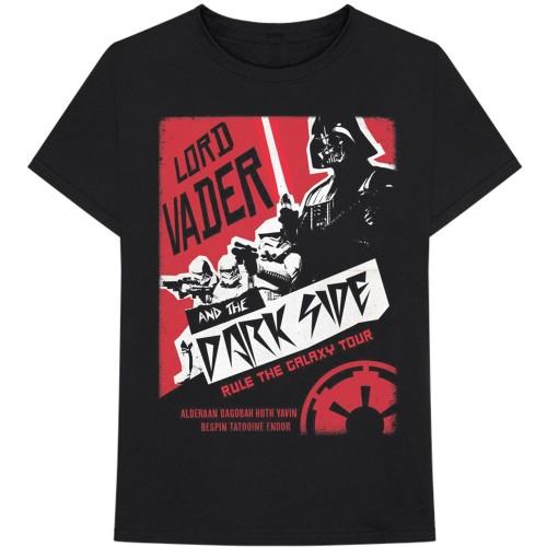 Tricou Star Wars Darth Rock Two