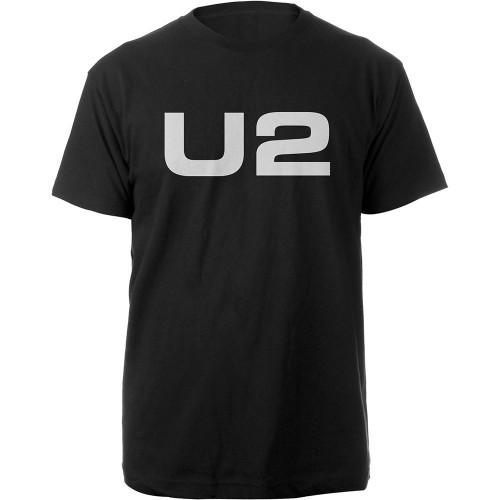 Tricou U2 White Logo