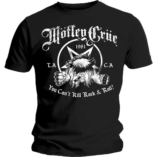 Tricou Motley Crue You Can't Kill Rock & Roll