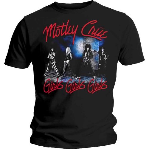 Tricou Motley Crue Smokey Street