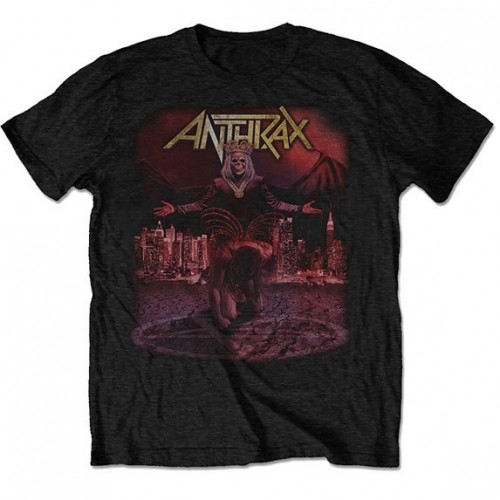 Tricou Anthrax Bloody Eagle World Tour 2018