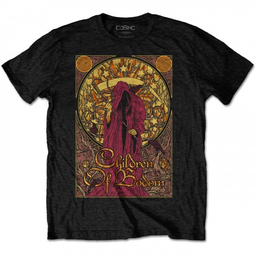 Tricou Children Of Bodom Nouveau Reaper