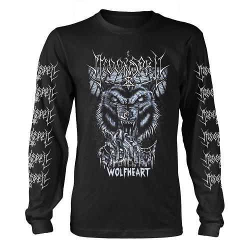 Tricou mânecă lungă Moonspell Wolfheart