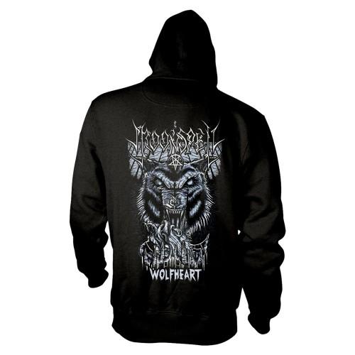 Hanorac cu fermoar Moonspell Wolfheart