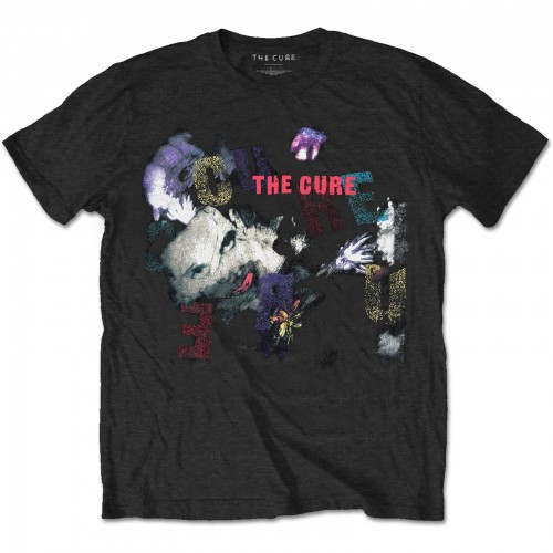Tricou The Cure The Prayer Tour 1989