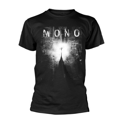Tricou Mono Nowhere Now Here