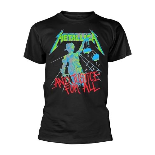 Tricou Metallica And Justice For All Original