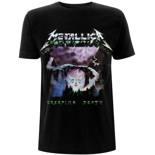 Tricou Metallica Creeping Death