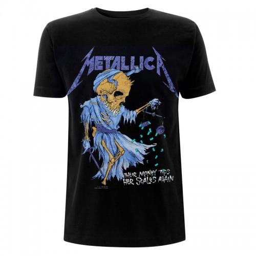 Tricou Metallica Doris