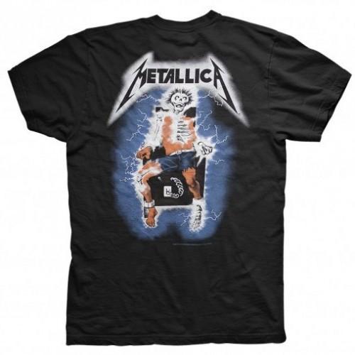 Tricou Metallica Kill 'Em All