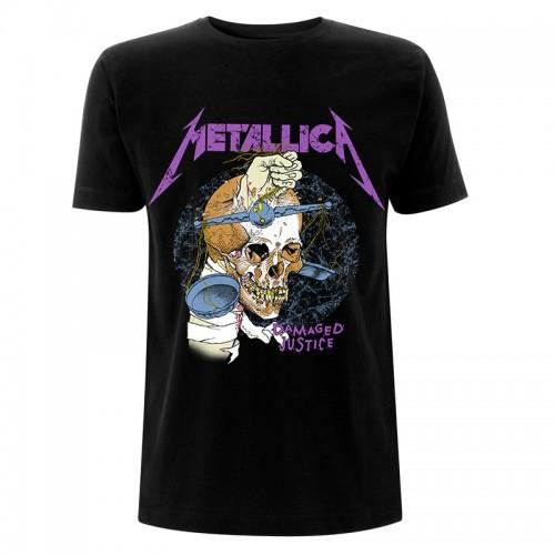 Tricou Metallica Damage Hammer