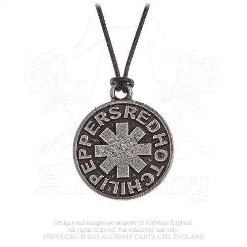 Pandantiv Red Hot Chili Peppers Asterisk Circle