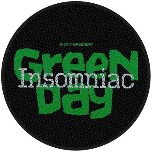 Patch Green Day Insomniac