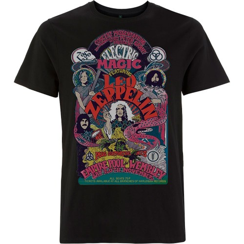 Tricou Led Zeppelin Full Colour Electric Magic