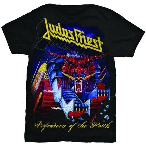 Tricou Judas Priest Defender of the Faith